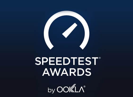 Speeedtest app