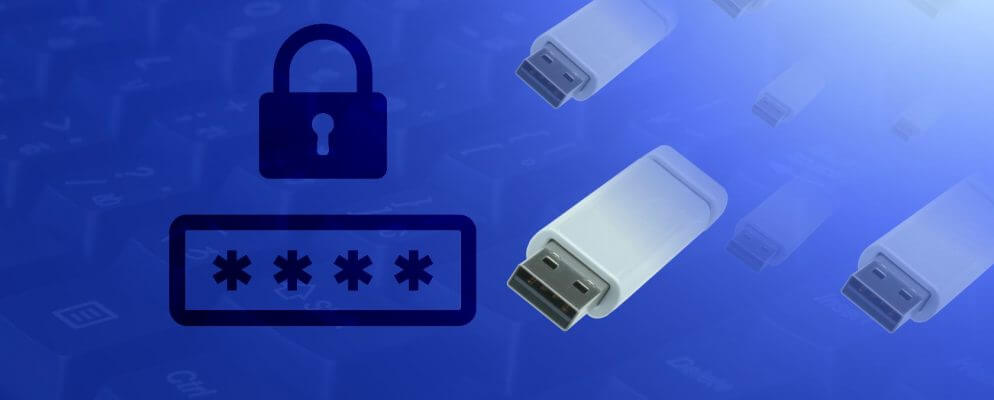 Password Protect USB Drive,how to protect usb