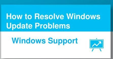 solve windows update problem,windows update issue